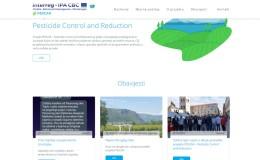 Treći izvještaj o preporukama stručnjaka    projekt PESCAR – Pesticide Control and Reduction