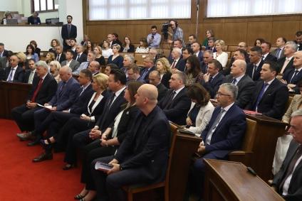 LokalnaHrvatska.hr Zadarska županija 15 obljetnica Hrvatske zajednice zupanija: Decentralizacijom do ravnomjernog regionalnog razvoja