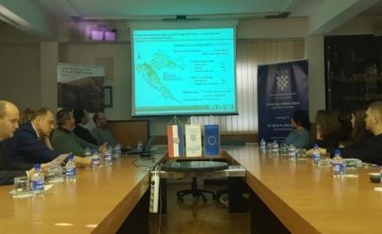 LokalnaHrvatska.hr Zadarska županija Prvi trening za prenosenje znanja i vjestina u sklopu projekta Forest Bioenergy in the Protected Mediterranean Areas – ForBioEnergy